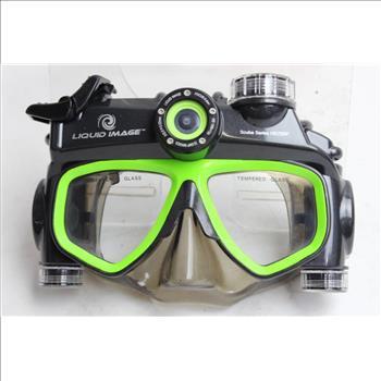 Liquid Image Scuba Goggles Series Hd 720p | Property Room