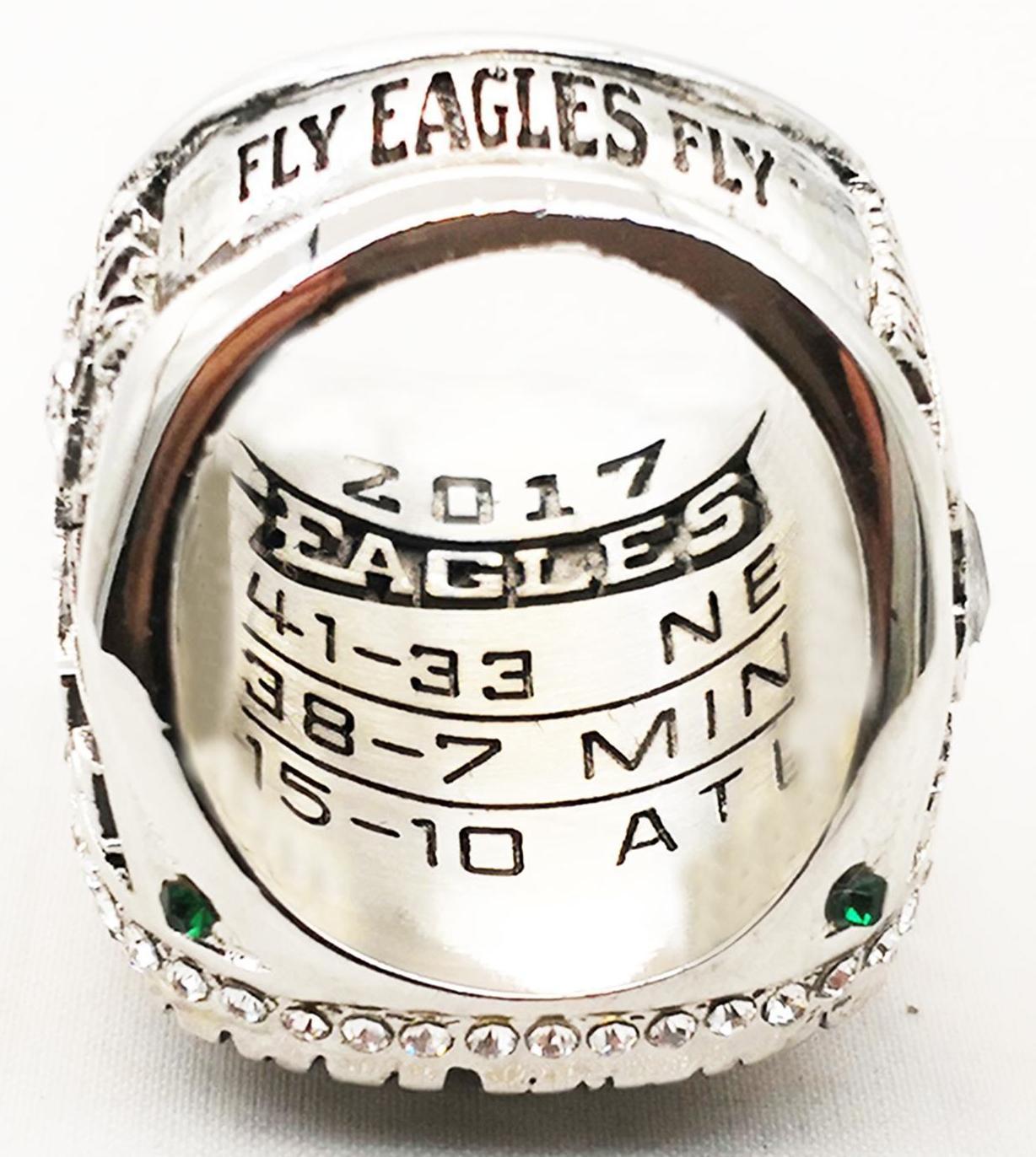 Nfl Philadelphia Eagles Super Bowl Lii Championship