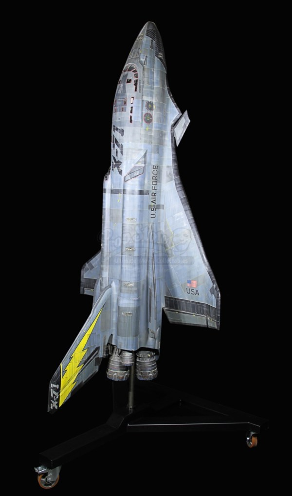 ARMAGEDDON (1998) - Independence Shuttle Model Miniature ...