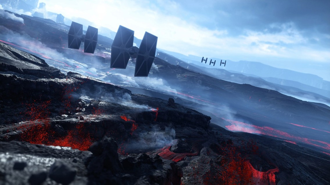 Sullust as a map in Battlefront