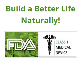 Build & FDA Logo