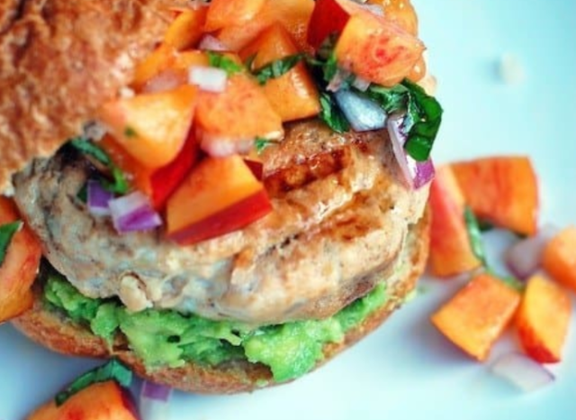 Chipotle Turkey Burger