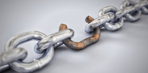 weak link in chain