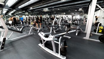 24XFitness 24 hours gym