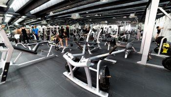 24XFitness 24 hours gym