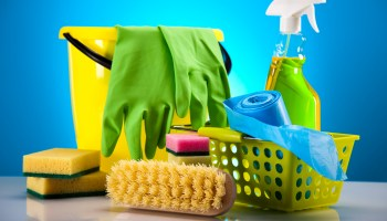 Cleaning products and utensils to leave you home spotless clean
