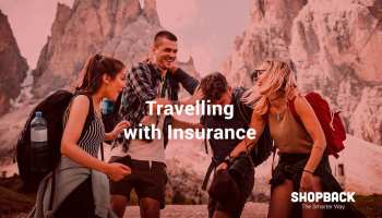 group travelling together with insurance