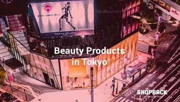 shopping japanese beauty products in tokyo