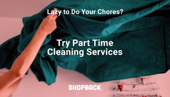 part time cleaning services blog header image
