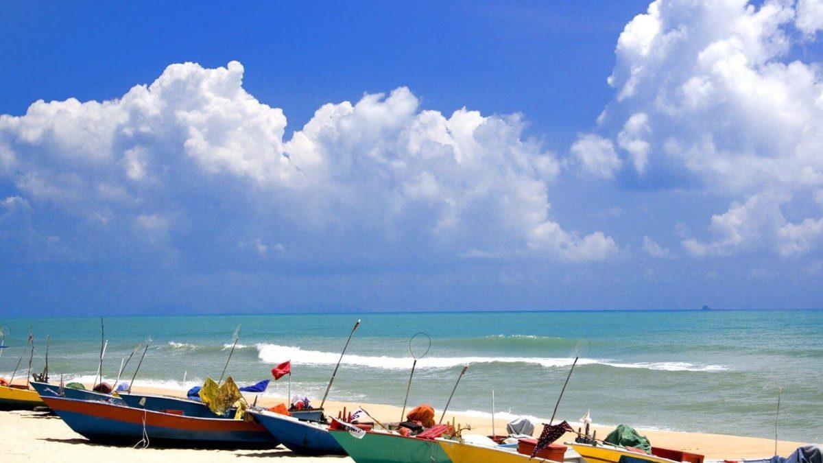 馬來西亞潛水勝地 登嘉樓自由行景點推薦