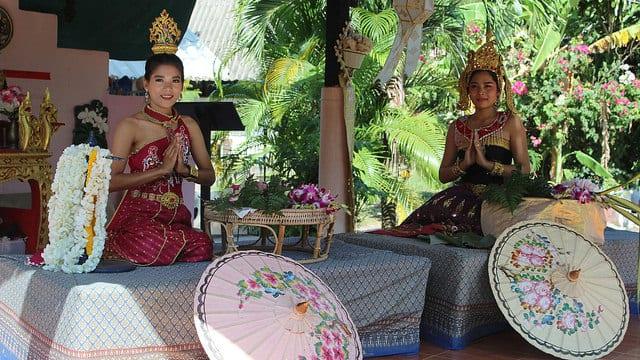 布吉島蘭花園與泰國村