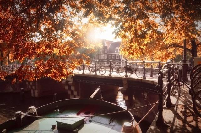 Ciudades más bonitas que visitar en Europa: Ámterdam