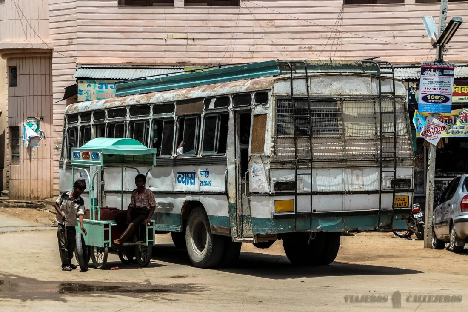 transporte local en india