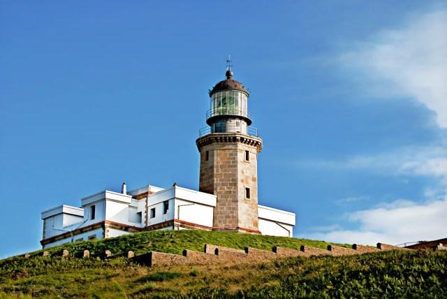 Faro del Cabo Machichaco, Vizcaya