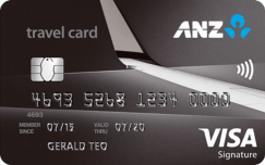 Image result for anz visa signature