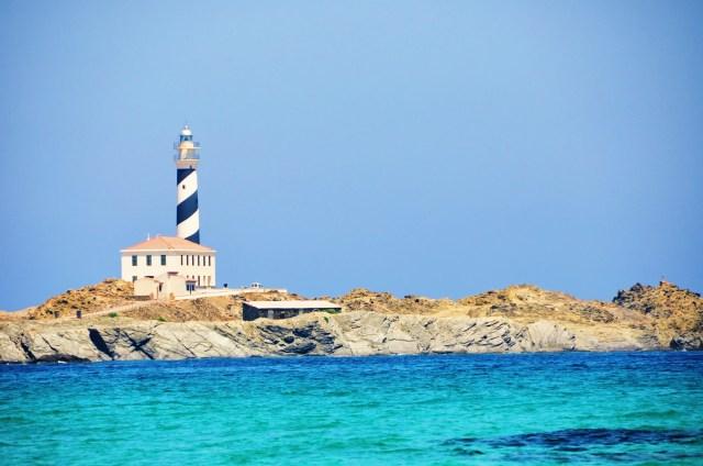 Faro de Favàritx, Menorca