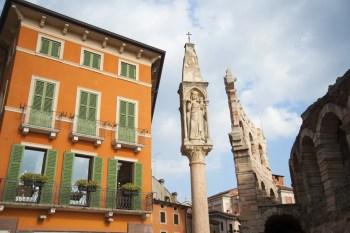Piazza Bra, Verona cosa vedere