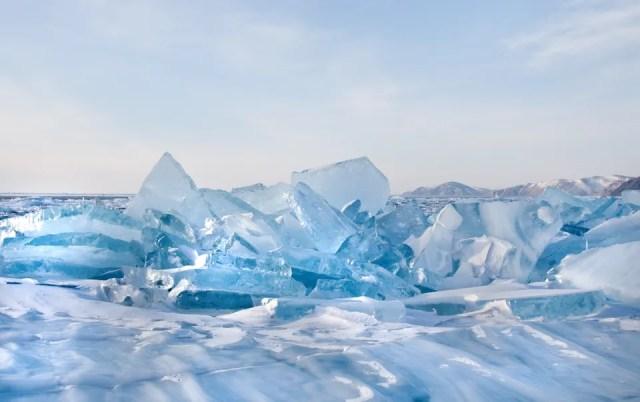 Northern Lake Baikal, Russia
