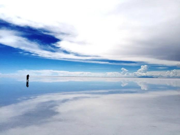 Salar de Uyuni, Bolivia Imyanya 10 ku isi ifite ubwiza nyaburanga buhebuje