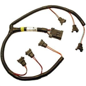 FAST 301206 XFI Fuel Injector Wiring Harness, Buick V6
