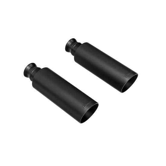 flowmaster 15356b clamp on exhaust tips 2009 2018 ram 1500
