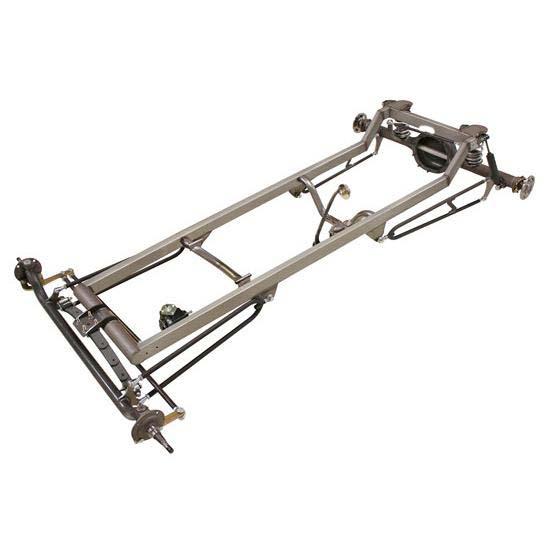 Speedway Motors T-Bucket Chassis