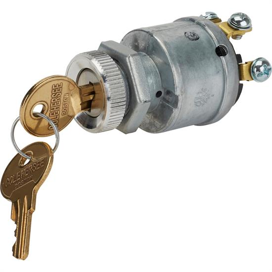 speedway universal 4way ignition switch with keys