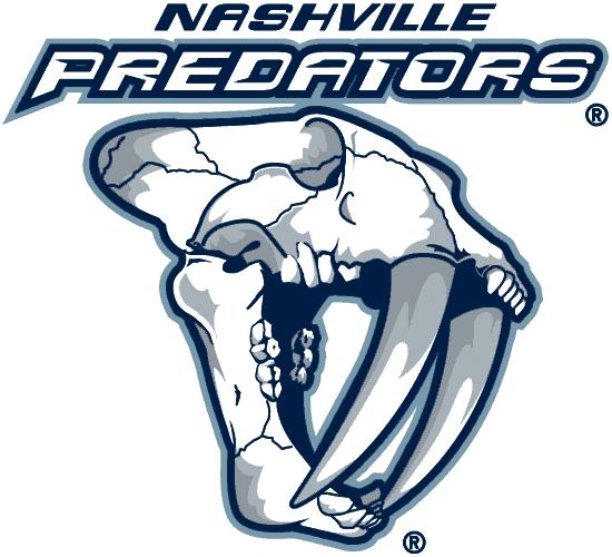 Nashville Predators Alternate Logo National Hockey League Nhl Chris Creamer S Sports Logos Page Sportslogos Net