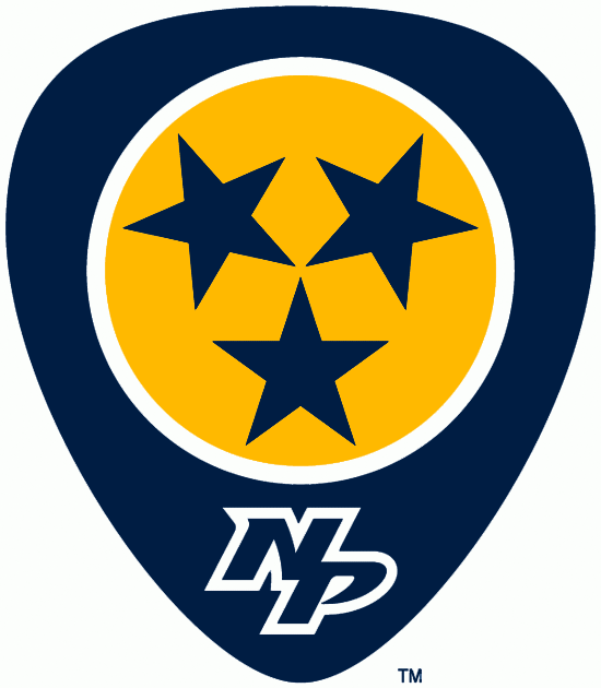 Image result for Nashville predators new  logo