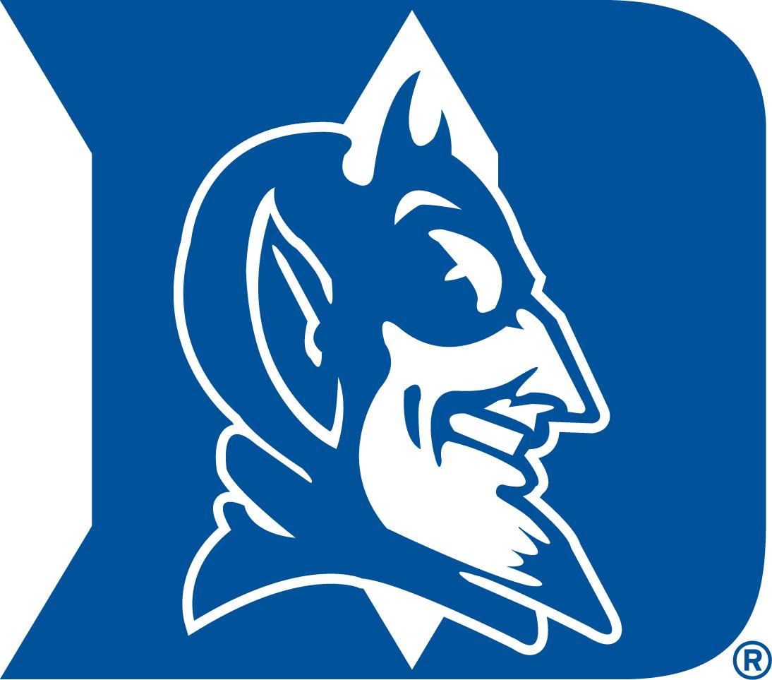 Devils Logo Duke Blue Basketball University