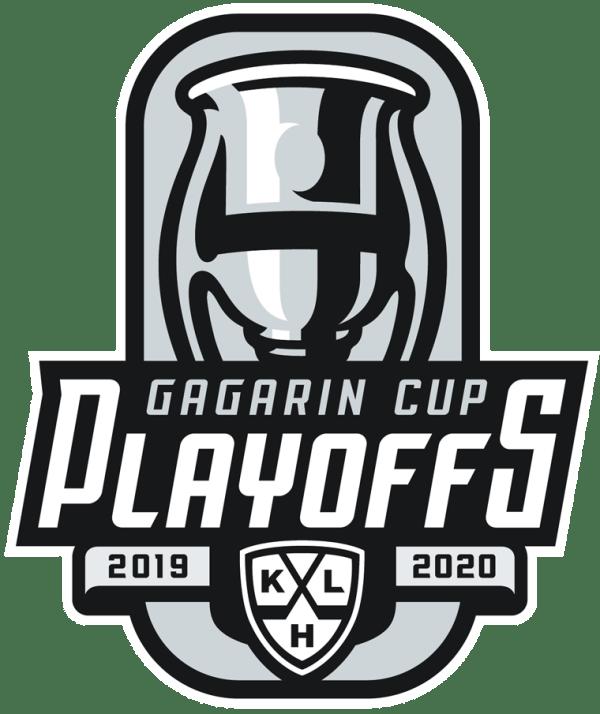 KHL Gagarin Cup Playoffs Alt. Language Logo - Kontinental ...