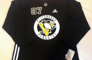 Image result for penguins leaked adidas jersey