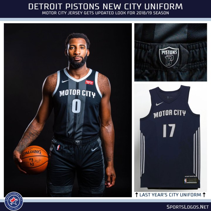 huge discount e7e31 24078 New Pistons Motor City Jersey | siteandsites.co