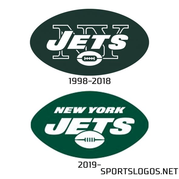 New york jets logo fonts. New York Jets Take Flight, Unveil New Logo and Uniforms ...