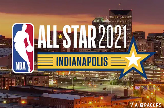 First Look at 2021 NBA All-Star Game Logo in Indiana – SportsLogos.Net News