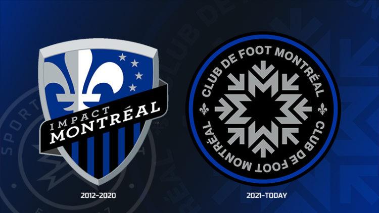 MLS Impact Rebrand as Club de Foot Montreal – SportsLogos.Net News