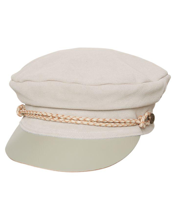 907b141809104 Brixton Kayla Cap Cream Cream Womens Accessories Other Size S ...