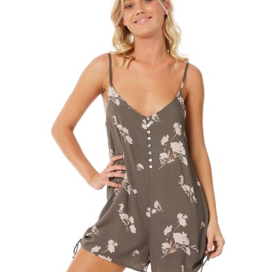 d4265a26a13 Elwood Queens Playsuit Floral Print Playsuit Available on sale now in size  14 ...