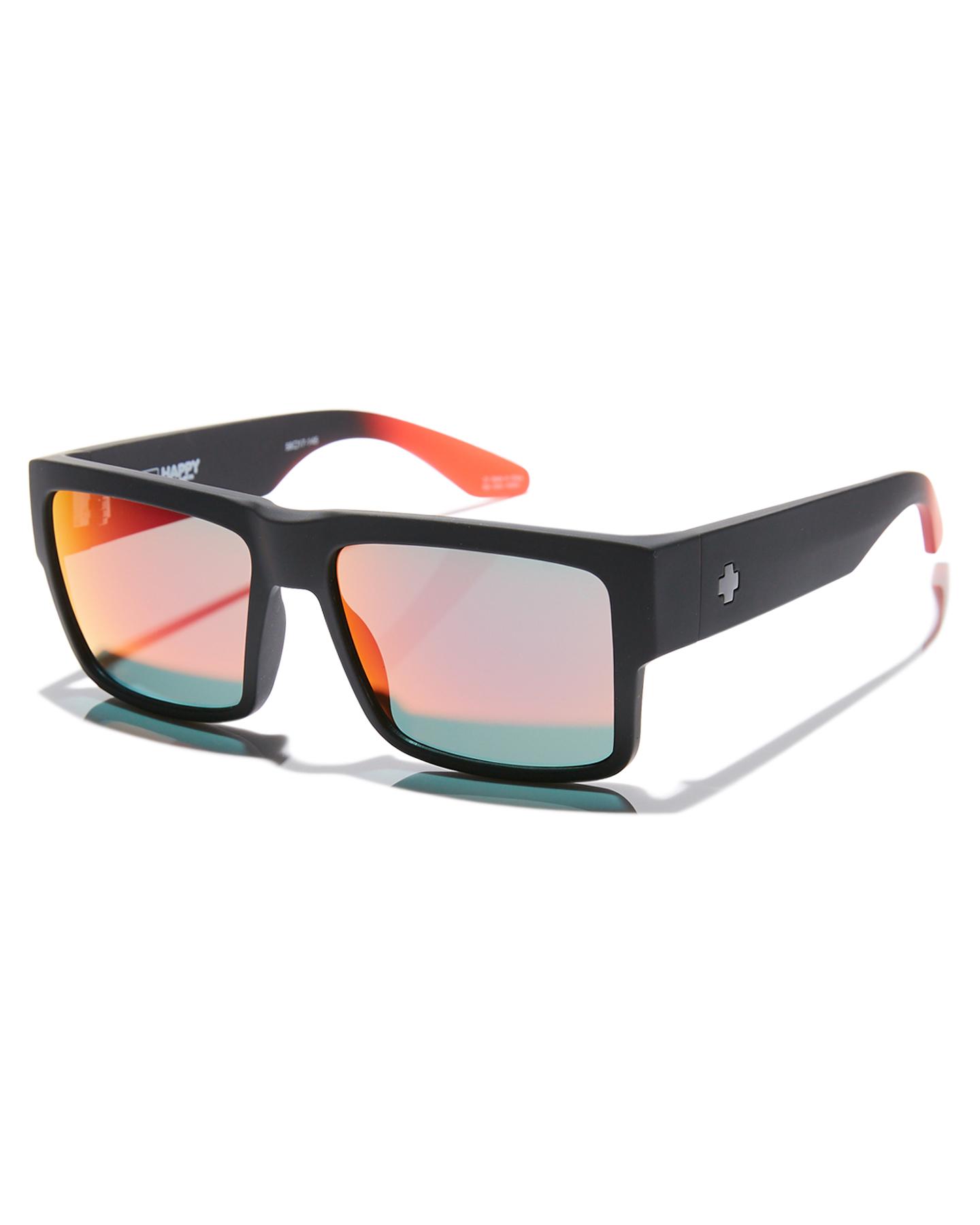 a5fc194d9b Spy Cyrus Happy Lens Sunglasses Soft Matte Black Mens sunglasses ...