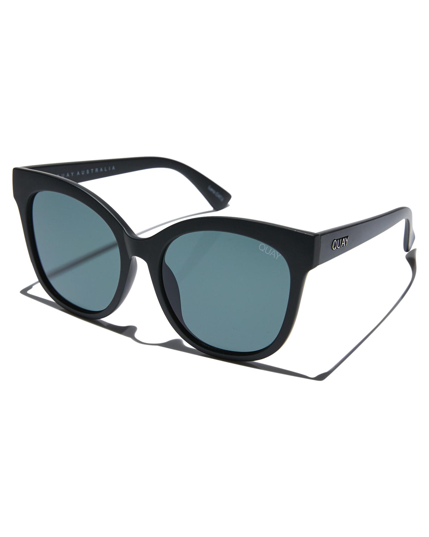39c2ddd1f8 Quay Eyewear It S My Way Sunglasses Black Smoke Lens Womens ...