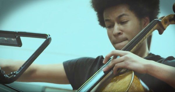 17-Year-Old Cellist Performs An Incredible New Take On ...