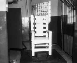 Wallace thought he'd never see Old Sparky, especially not on the evidence of black witnesses.