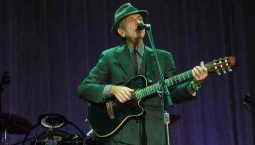 The Poetic Court Testimony of Leonard Cohen