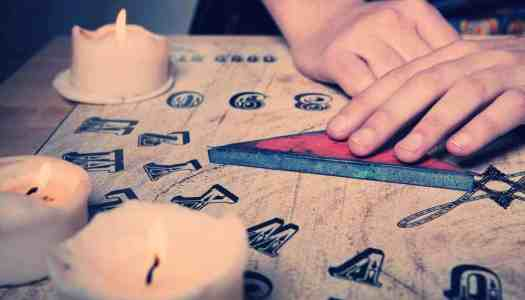 The Washington Ouija Board Murders