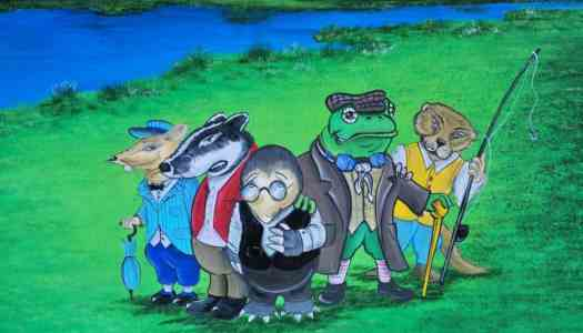 The Wind in the Willows Murder