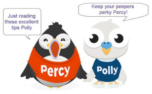 percy and polly
