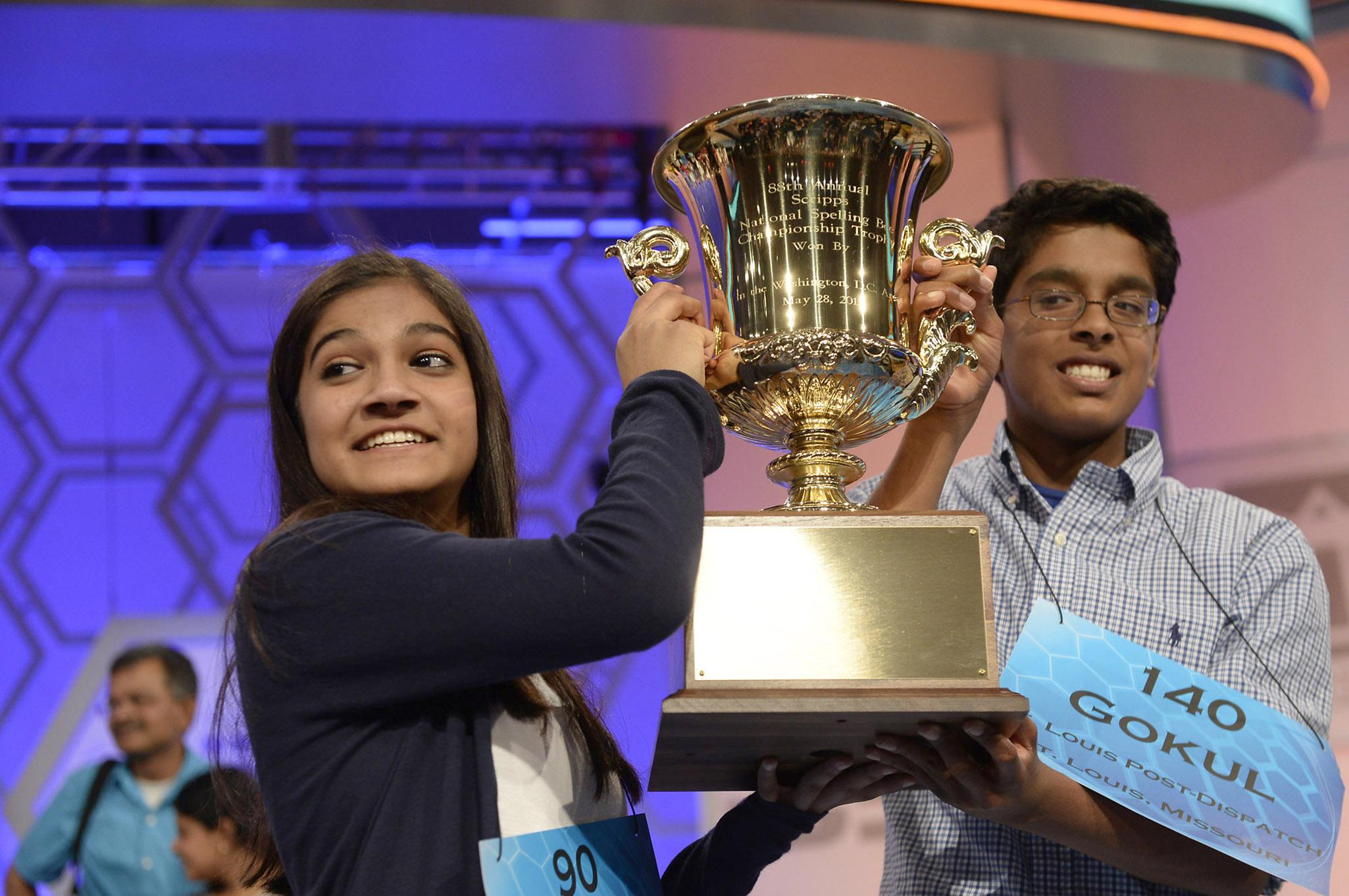 No More Ties Spelling Bee To Get Harder Words
