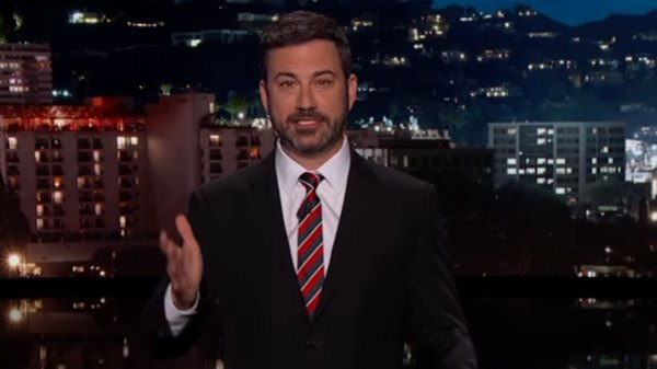 Jimmy Kimmel takes aim at Labrador over health care ...
