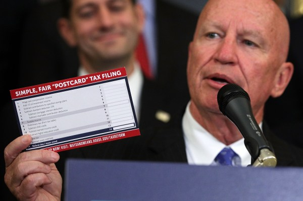 GOP Tax Plan Would Add $1.7 Trillion to National Debt, CBO ...