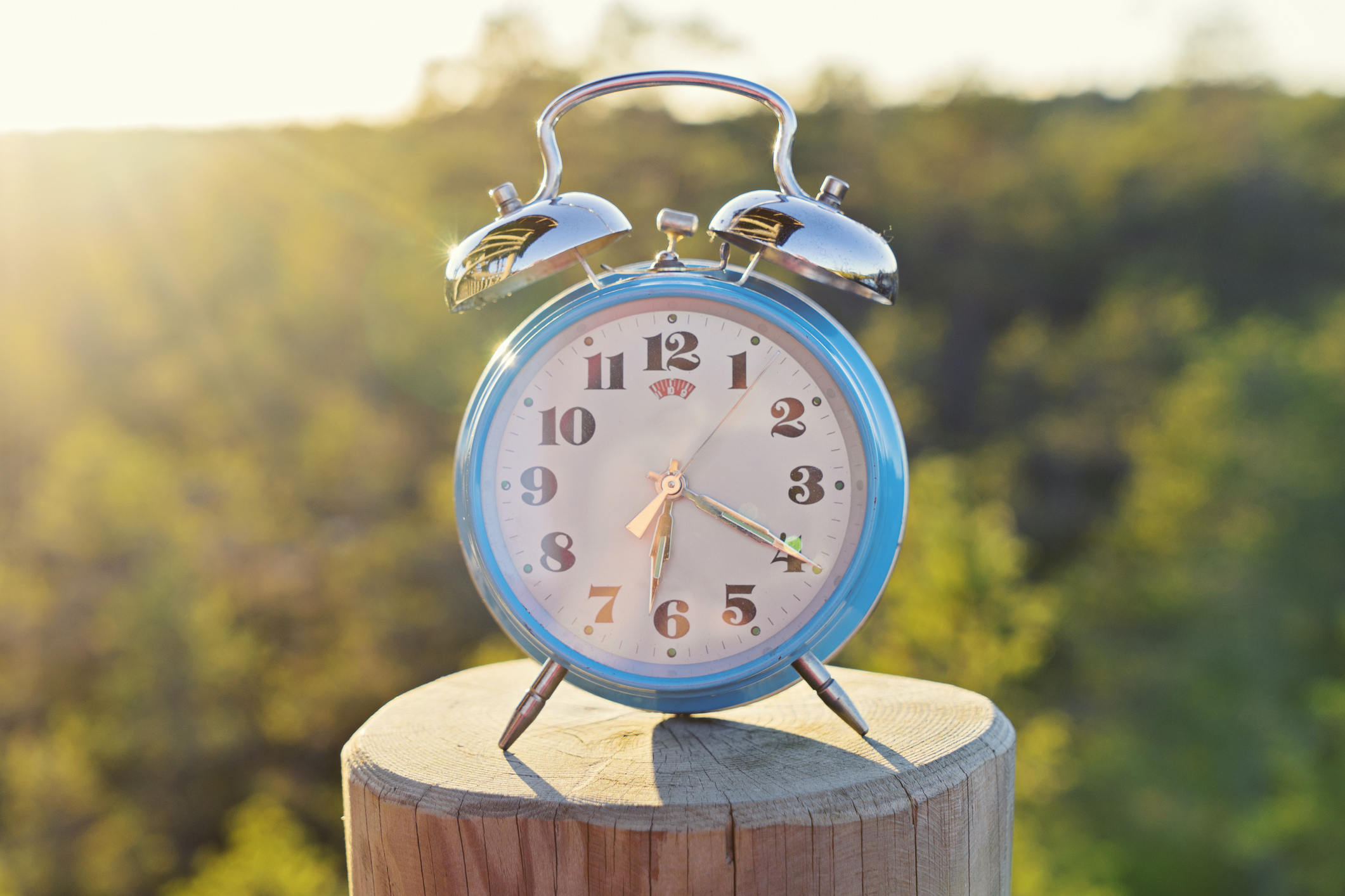Daylight Saving Time A Quick History Of Our Time